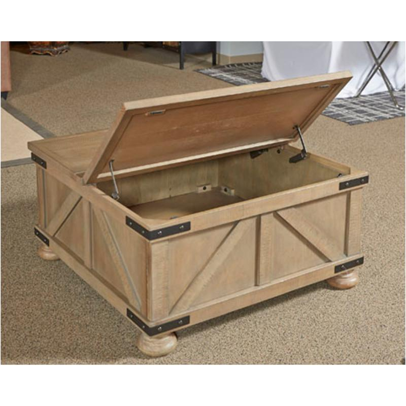 T457 20 Ashley Furniture Aldwin Cocktail Table With Storage