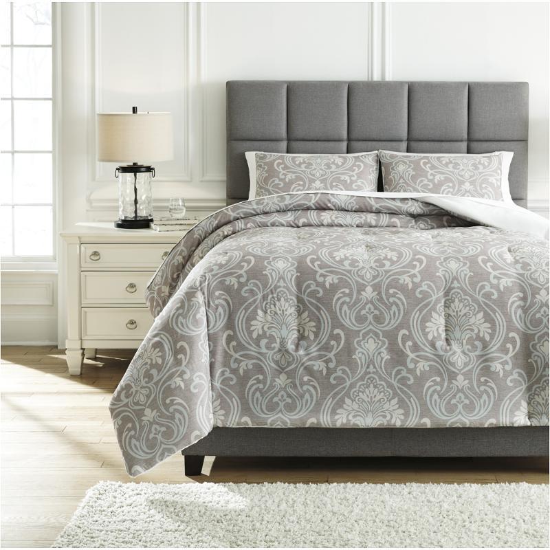 Q780003k Ashley Furniture Noel Bedding King Comforter Set