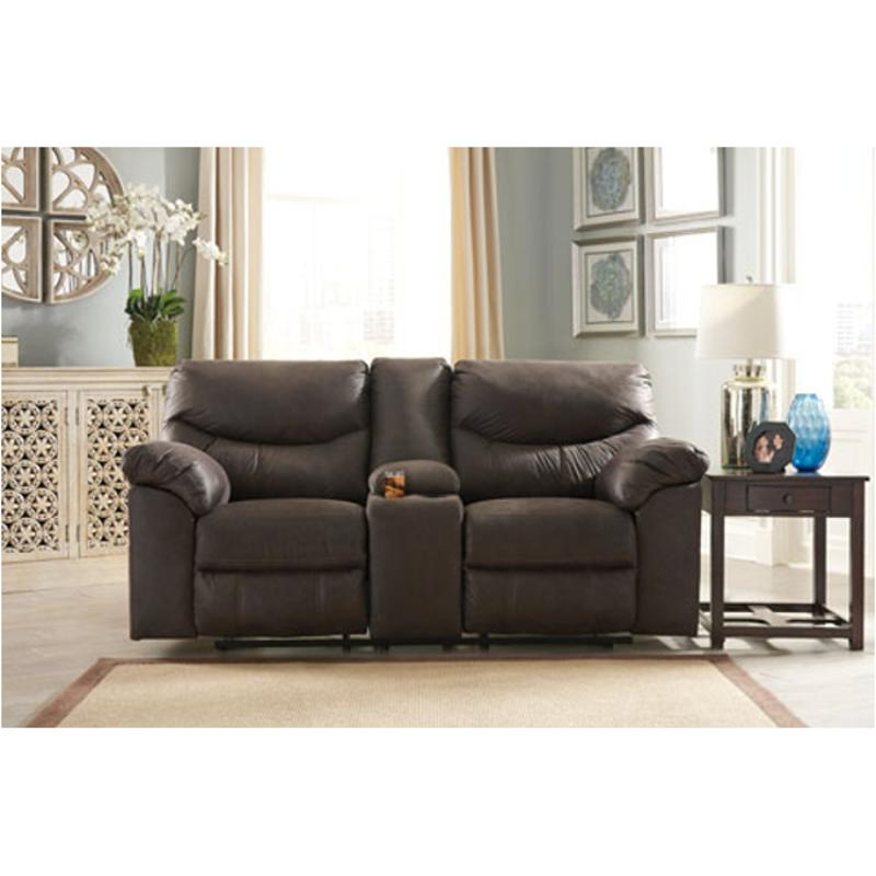 3380394 Ashley Furniture Double Recliner Loveseat With Console