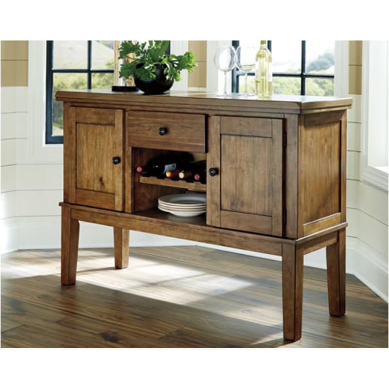 D595 60 Ashley Furniture Flaybern, Dining Room Server