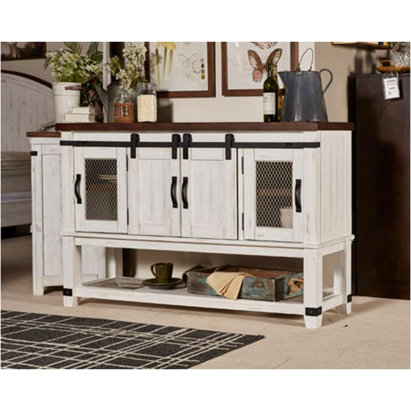 D546 60 Ashley Furniture Valebeck Dining Room Server
