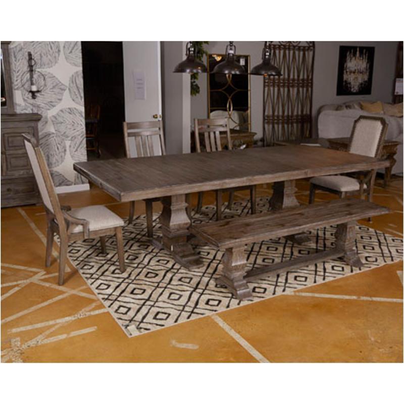 D813 55t Ashley Furniture Wyndahl Rectangular Extension Table