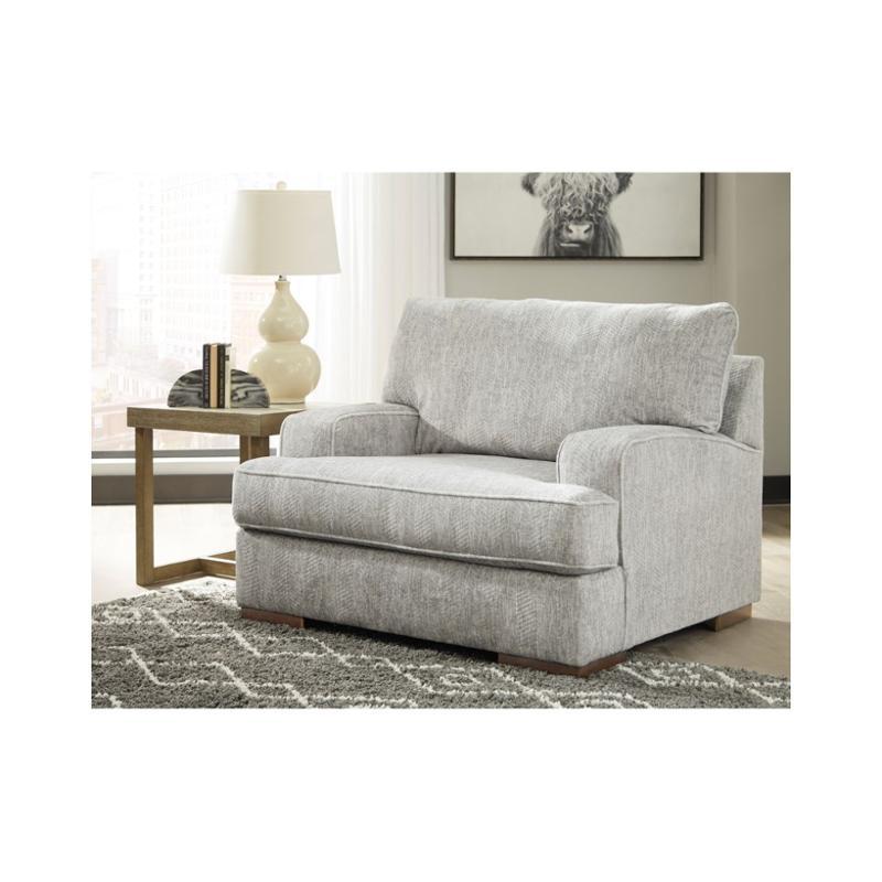8460423 ashley furniture mercado living room chair and a half