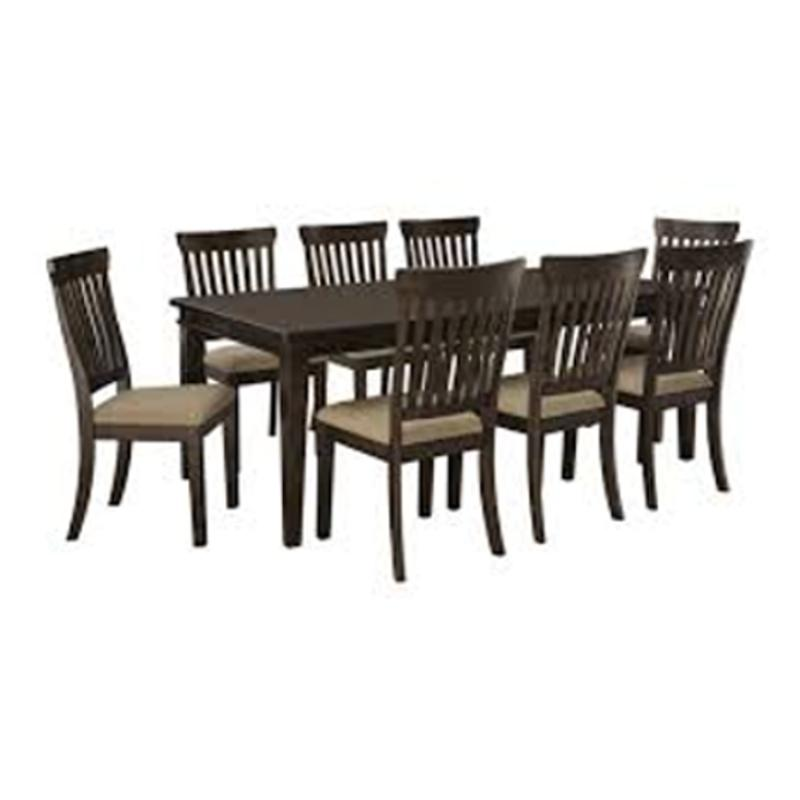 D590 35 Ashley Furniture Rectangular Dining Room Extension Table