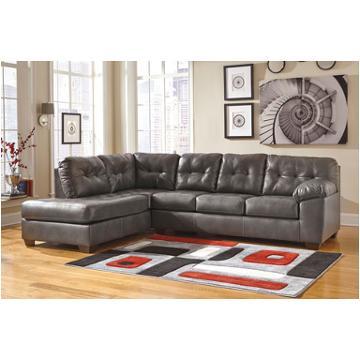 2018267 Ashley Furniture Alliston, Ashley Furniture Gray Sectional
