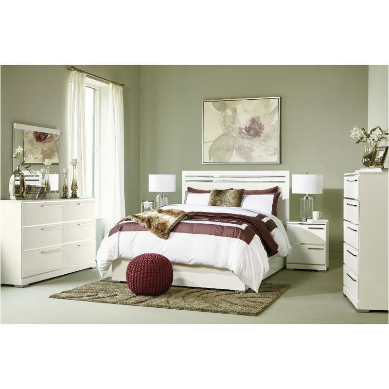B209 57 Ashley Furniture Brillaney, Brillaney Queen Panel Bed