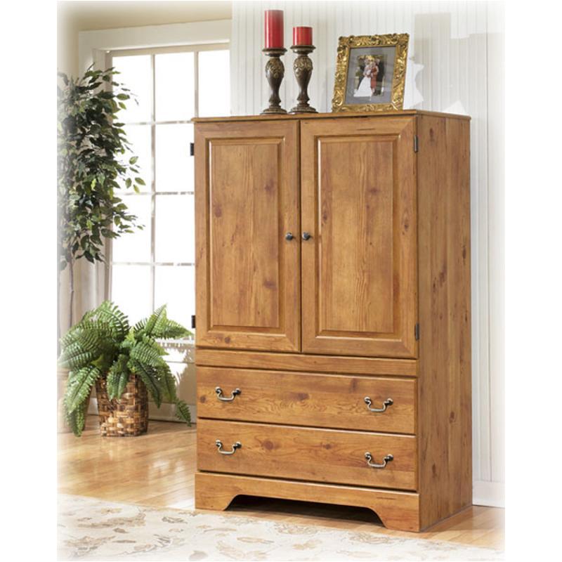B219 49 Ashley Furniture Armoire, Ashley Furniture Wardrobe