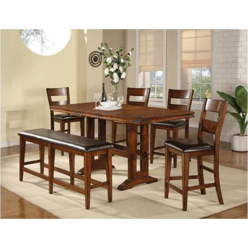 Dmgt15 Winners Only Furniture Mango 15in Tall Table With 15in Leaf