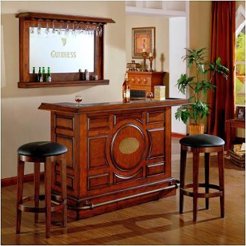 1235 35 Pt E C I Furniture Guinness Accent Raised Panel Bar