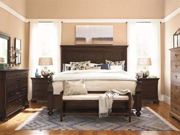 Paula Deen Down Home Molasses Bedroom Set Universal Furniture
