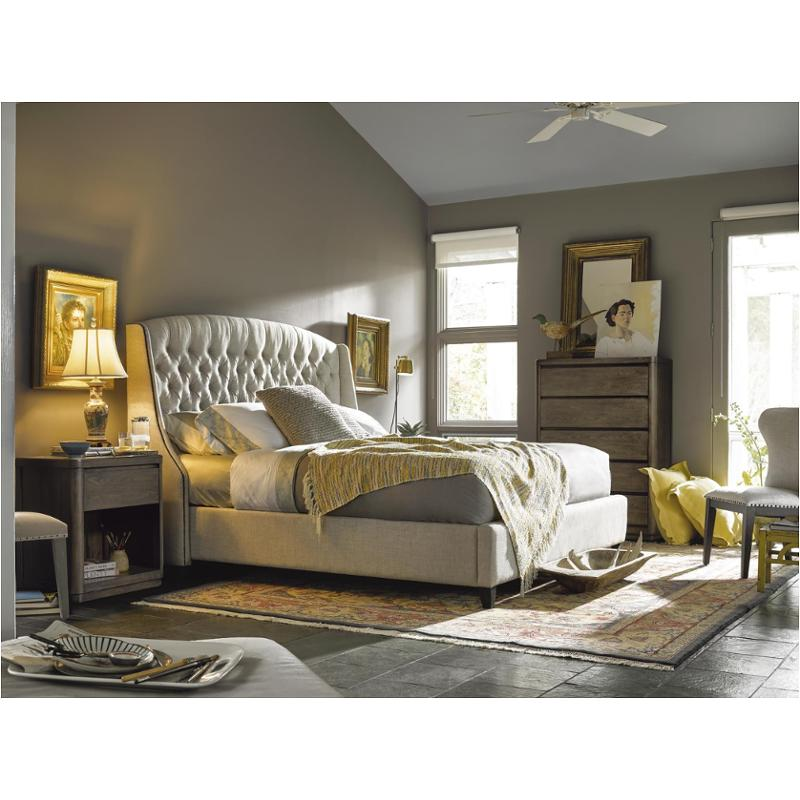Curated Graphite Bedroom Set Universal Furniture