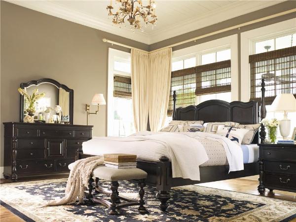 Paula Deen Home Tobacco Bedroom Set Universal Furniture