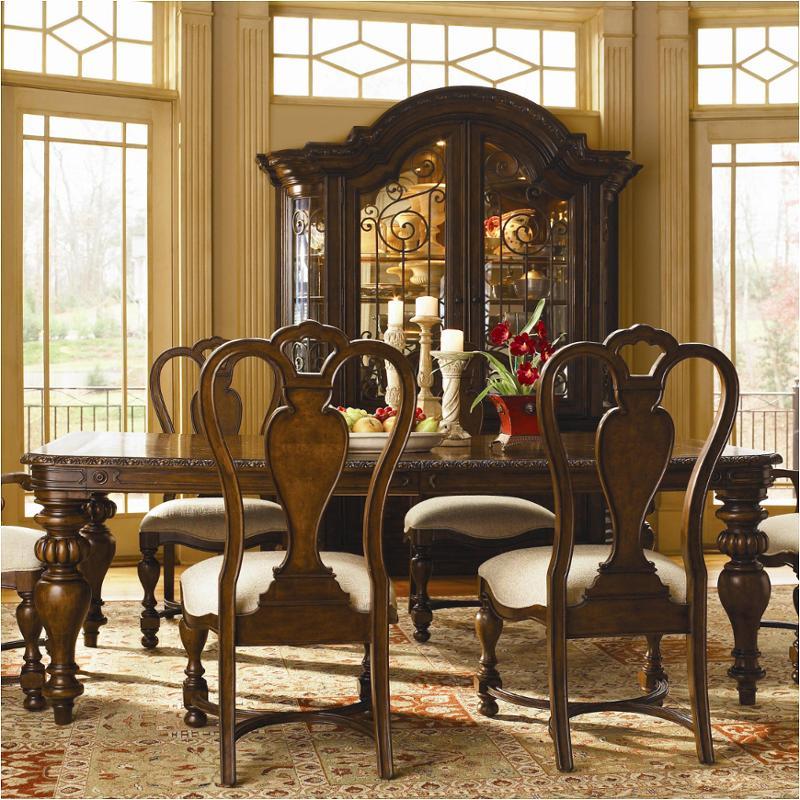 016653 Universal Furniture Bolero Dining Room Dining Table