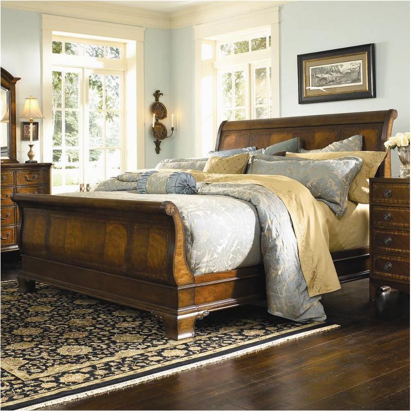 10h-ck Universal Furniture Kentwood California King Sleigh Bed