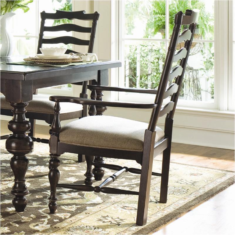 932635 Rta Universal Furniture Mikes Arm Chair Tobacco
