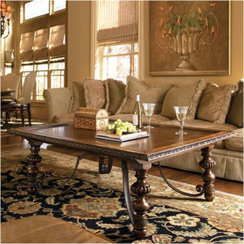 016801 Universal Furniture Bolero Rectangular Cocktail Table